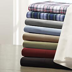Madison Park Essentials Micro Splendor Sheet Set - Ivory - Twin