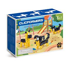 Magformers® Clicformers Brave Friends 74-piece Set