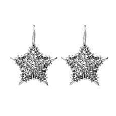 Margo Manhattan Starry Nite White Topaz Earrings
