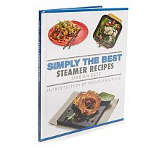 "Marian Getz ""Simply the Best Steamer Recipes"" Cookbook"
