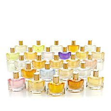 Marilyn Miglin 25-piece Fragrance Collection with Jewelry Organizer