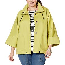 MarlaWynne Canvas Drama Jacket