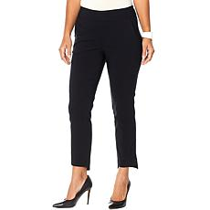 MarlaWynne FLATTERfit Step-Hem Pant with Pockets