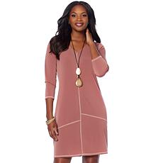 MarlaWynne Luxe Crepe Dress