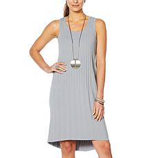 MarlaWynne Pleated Knit Dress