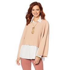 MarlaWynne Popover Sweater