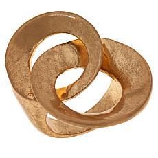 MarlaWynne Rustic Interlock Ring