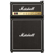 Marshall MF4.4BLK-NA-U 4.4 Cubic-Foot Bar Fridge with Freezer