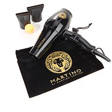 Martino Cartier Haute Stuff Turbo Blow Dryer - Black