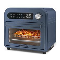 Maxi-Matic Elite Gourmet Infinite-Use Air Fryer Oven - Slate Blue