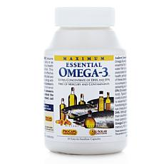 Maximum Essential Omega-3 - 30 Capsules
