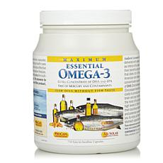 Maximum Essential Omega-3 - Orange - 750 Capsules