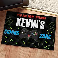 MBM Video Gamer Personalized Doormat