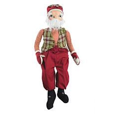 McDonald Santa Figurine