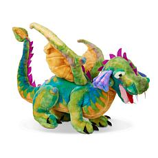 Melissa & Doug Dragon - Plush