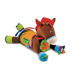 Melissa & Doug Giddy-Up & Play Toy