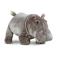 Melissa & Doug Hippopotamus - Plush