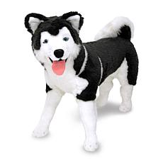 Melissa and Doug Husky - Plush