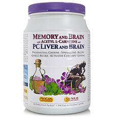 Memory and Brain with Acetyl L-Carnitine-60 Packets-AS