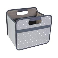 Meori® Printed Foldable Storage Box   Small