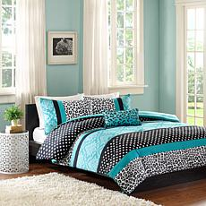 Mi Zone Chloe Printed Comforter Set - Twin/Twin XL