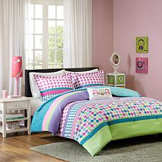 Mi Zone Katie Printed Comforter Set - Twin/Twin XL