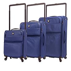 Mia Toro Italy Kitelite Cumulo Softside Spinner Luggage