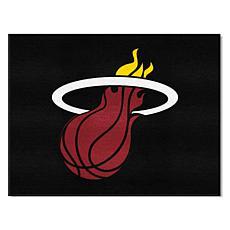 Miami Heat All-Star Door Mat