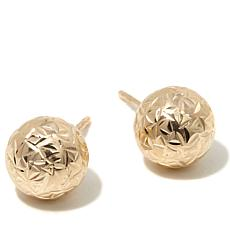 Michael Anthony Jewelry® 10K 8mm Ball Stud Earrings