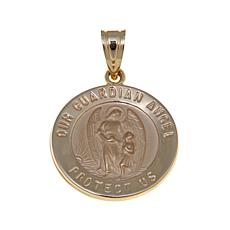 Michael Anthony Jewelry® 10K Guardian Angel Pendant