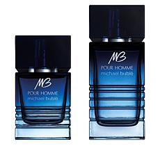Michael Bublé Pour Homme Masculine Eau de Parfum 2-pack with Gift Bag