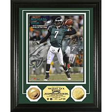 Michael Vick NFL Comeback POY Photo Mint