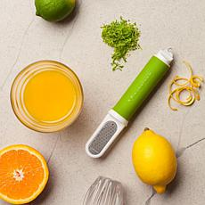 Microplane 3-In-1 Twist and Zest Tool