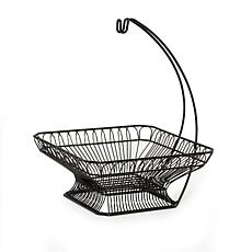 Mikasa Gourmet Basics French Countryside Fruit Basket w