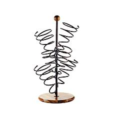 Mikasa Gourmet Basics Spiral 6 Bottle Wire Wine Rack