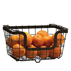 Mikasa Gourmet Basics Stacking Organization Basket