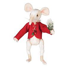 Milburn Mouse Figurine