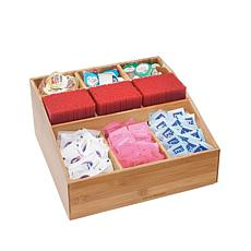 Mind Reader 9-Compartment Condiment Organizer