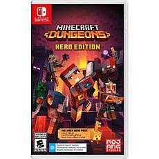 Minecraft Dungeons: Hero Edition - Nintendo Switch