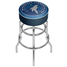 Minnesota Timberwolves NBA Padded Swivel Bar Stool
