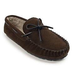 Minnetonka Casey Suede Men's Slipper