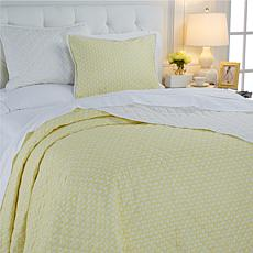 Minnie Driver Hampshire 3-piece Cotton Coverlet Set