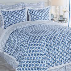 Minnie Driver Hampshire 6-piece Cotton Comforter Set