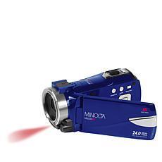 Minolta MN200NV 1080p Full HD Night Vision Camcorder