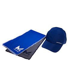 MISSION™ HydroActive MAX Cooling Towels and Cooling Hat