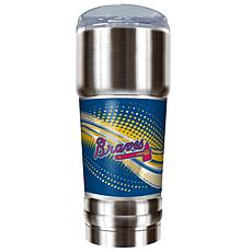 MLB 32 oz. Stainless Steel Pro Tumbler - Braves