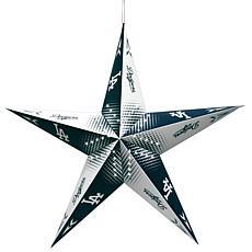 MLB Los Angeles Dodgers Star Lantern