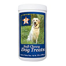 MLB Soft Chewy 7.5 oz. Dog Treats - Astros
