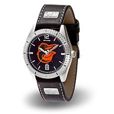 "MLB Sparo ""Guard"" Strap Watch - Orioles"