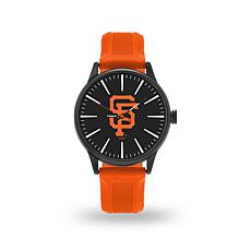 "MLB Sparo Team Logo ""Cheer"" Strap Watch - Giants"